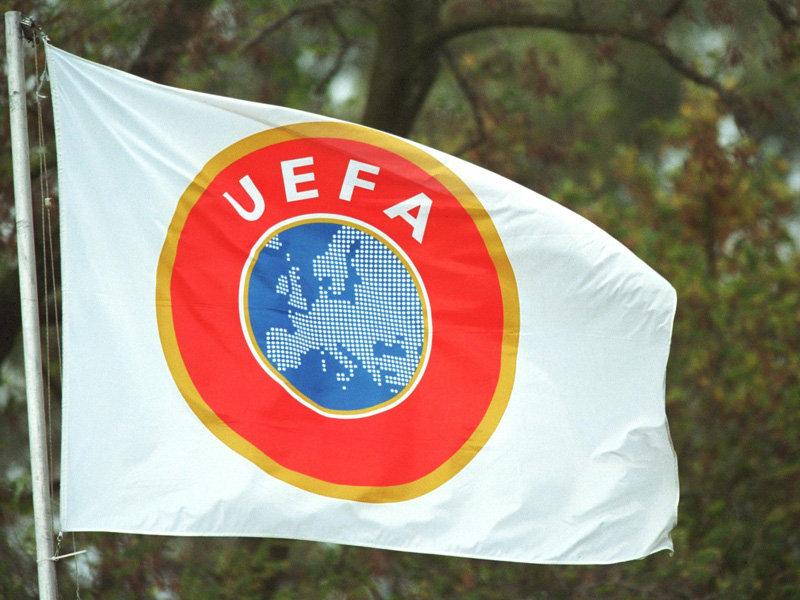 УЕФА еще не рассматривал возможность разведения России и Турции при жеребьевках